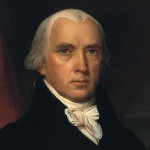 James Madison, Fourth President of the United States of America