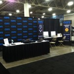 The Geni booth