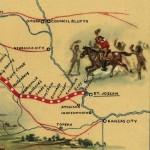 Pony_Express_Map_William_Henry_Jackson