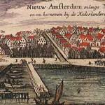 New Amsterdam c. 1674