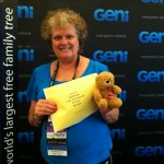 Winner of the Geni door prize