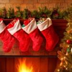 Stockings on Mantelpiece