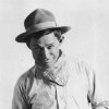 Will Rogers vaudeville promotional photo