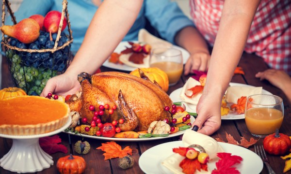 5 Family Activities For This Thanksgiving