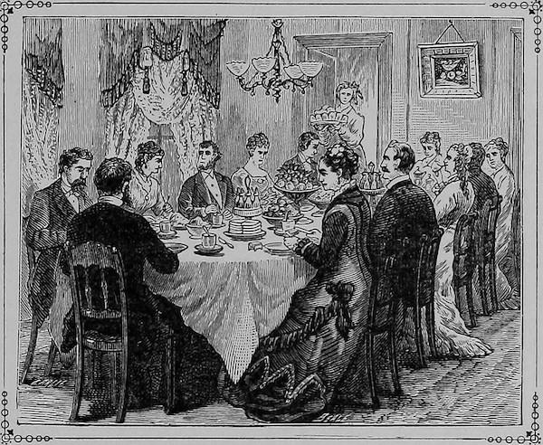Etiquette: A 19th Century Guide