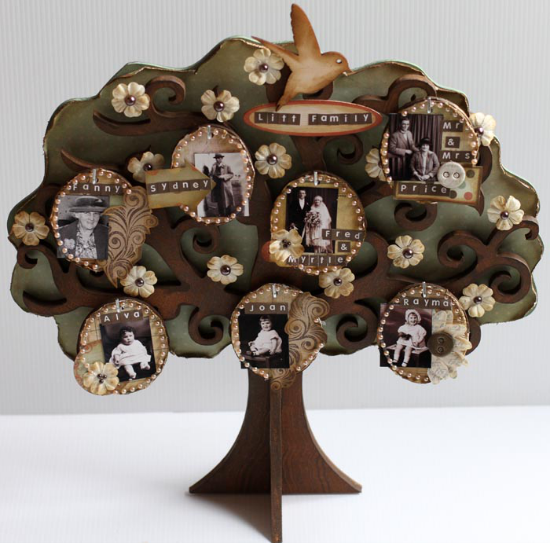 Display Your Family Tree