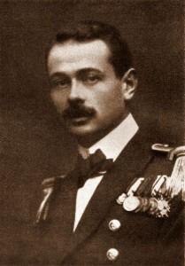 Georg von Trapp, 1910s