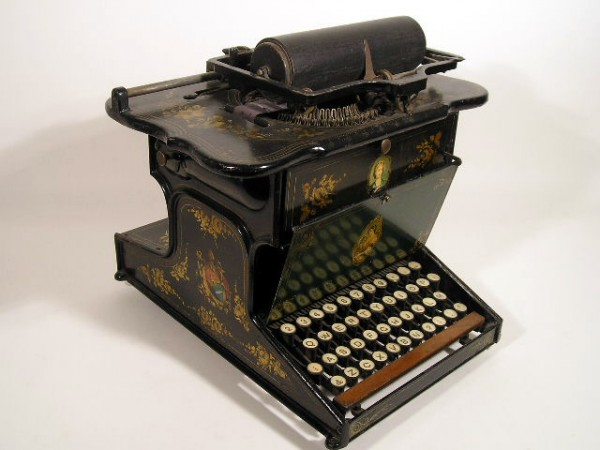 Patents: The Typewriter
