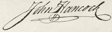 JohnHancockSignature