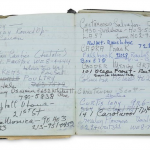 Genealogy Research: Address Books