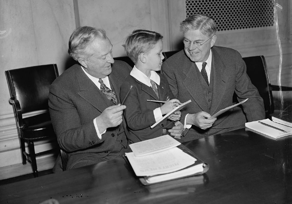 Family History Month: Get the Kids Involved