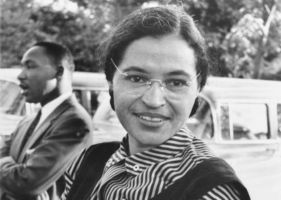 Remembering Rosa Parks