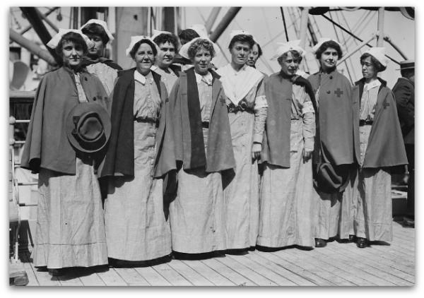 Women in World War I