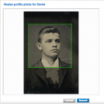 Geni Tips: Resize Photos in the Family Tree