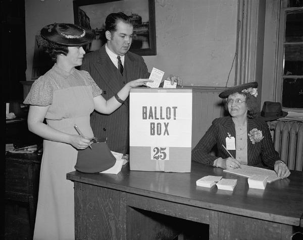 Did Your Ancestors Vote?