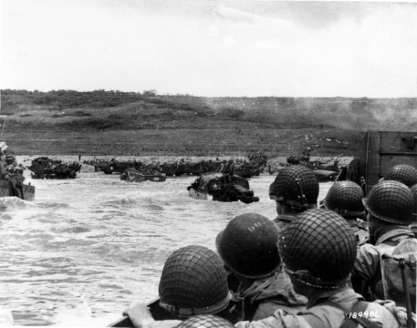 D-Day: The Invasion of Normandy