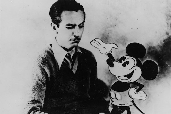 Profile of the Day: Walt Disney