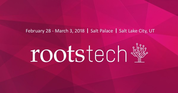 rootstech2018