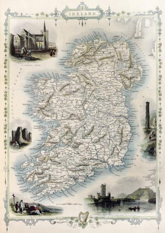 Irish Genealogy Projects on Geni