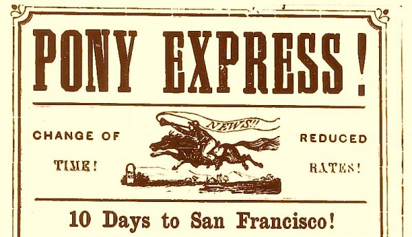 10 Things You Didn't Know About the Pony Express