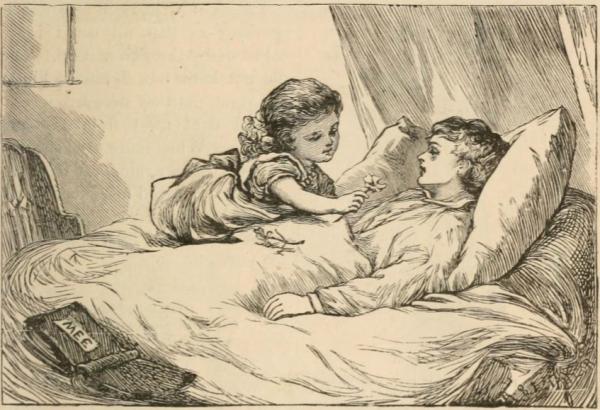 sickbed