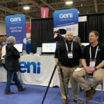 GeneaVlogger Interviews Mike Stangel at RootsTech 2019