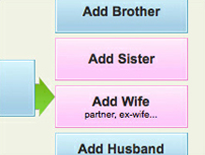 Collaborate on your family tree